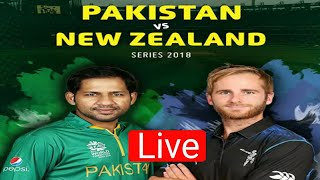 Pakistan Vs New zealand Live Streaming || ptv sports live