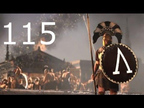 ➜ Total War - Rome 2 Sparta Walkthrough - Part 115: Destruction of Axum [Legendary]