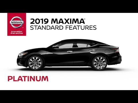 2019 Nissan Maxima Platinum Model Review Youtube