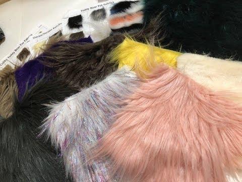 Types of Faux Fur!
