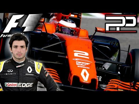 F1 2017 Driver Transfers?! Mclaren-Renault, Toro Rosso Honda? - Pitlane Podcast #60