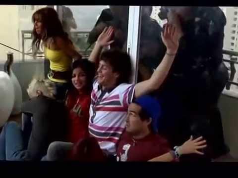RBD La Familia - Detrás de camaras
