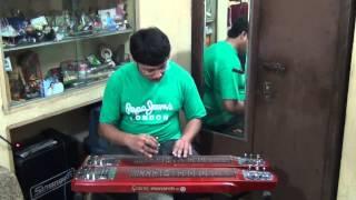 BHULA DENA MUJHE INSTRUMENTAL ElectricHawaiianSteelGuitar By PRAMIT DAS Aashiqui2 Mustafa Zahid Jeet