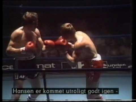 Jørgen Hansen  Dave Green  Randers  28. juni 1979