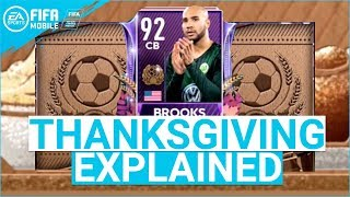 FIFA MOBILE 19 SEASON 3 THANKSGIVING EXPLAINED - HOW TO GET THE BEST REWARDS FOR FREE GUIDE