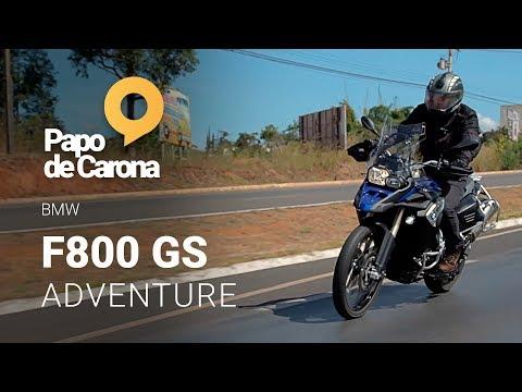 BMW F 800 GS Adventure: Teste (Review)