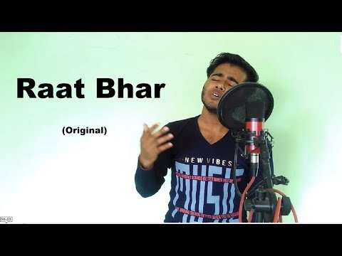 Raat Bhar | Aman Sharma | Bombstar Prince | Sad Song | Latest Original Song 2018
