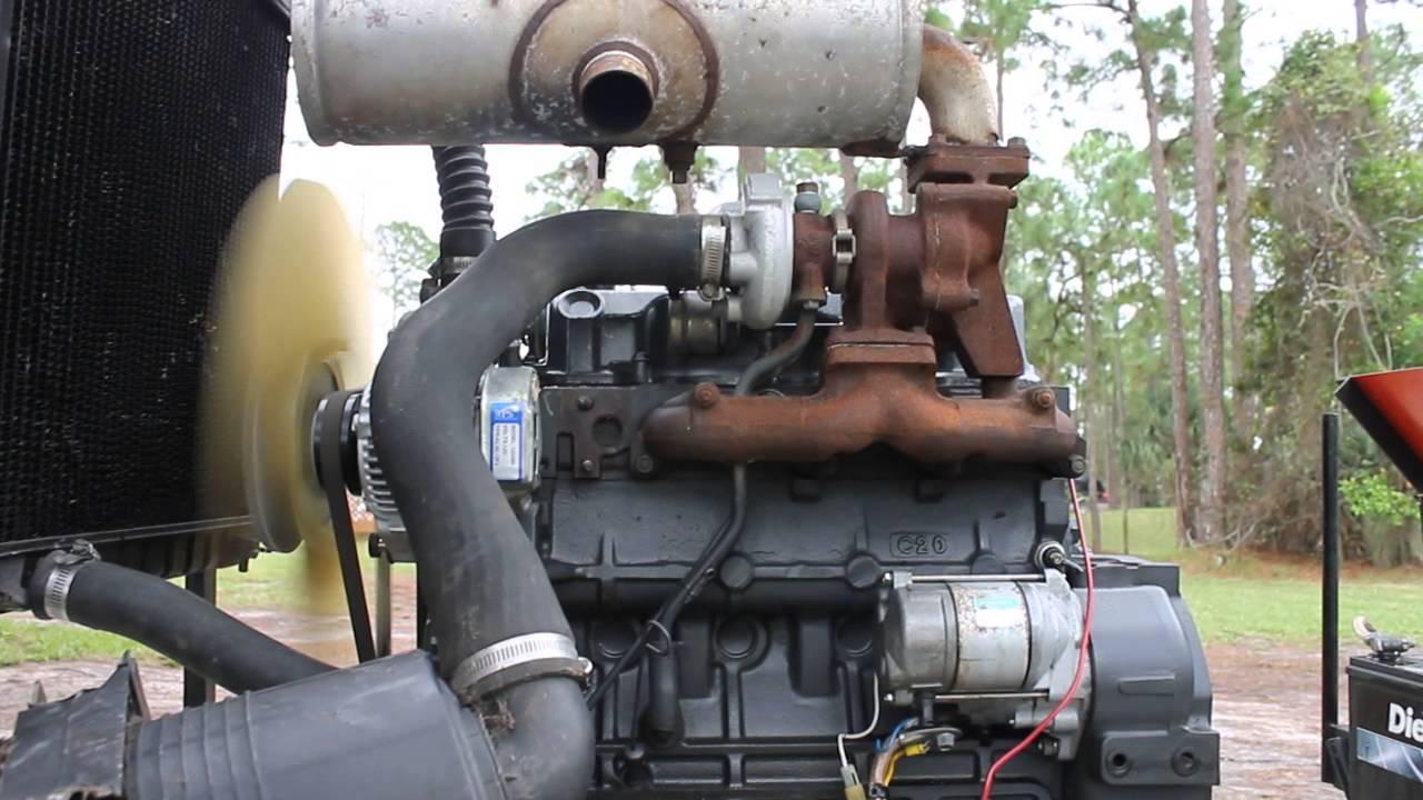 Maxresdefault on Kubota Diesel Engine Turbo