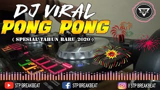 Download Lagu DJ PONG PONG VIRAL SPESIAL TAHUN BARU 2020 ( JUNGLE DUTCH FULL BASS ) mp3