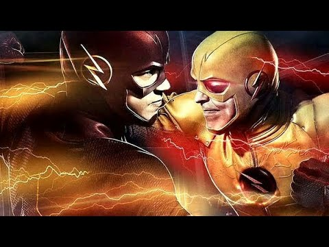 Flash Vs. Flash Reverso (TODAS AS LUTAS) Season 1-5 [DUBLADO PT-BR]
