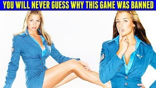 Top 10 Games - 10 BANNED Video Games That Will SHOCK You