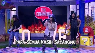 Candil, Darto & Danang Bikin Lagu Romantis Jadi Rocker (4/4)