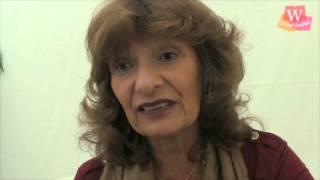 Lisa Appignanesi at the Cheltenham Literature Festival 2013