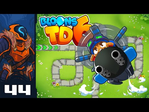 Calling In Air Support! – Let's Play Bloons TD 6 – PC Gameplay Part 44