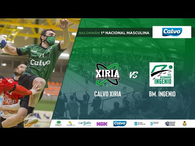 Calvo Xiria - Bm. Ingenio [SEN. MASC.]