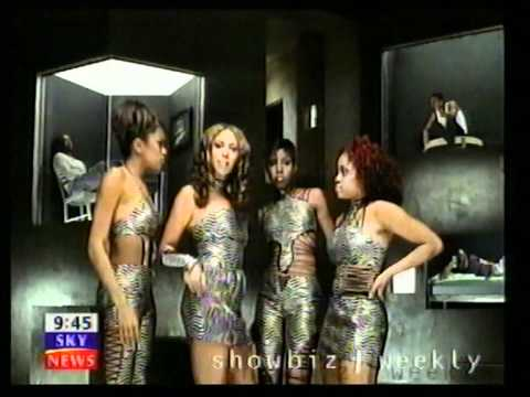Download Destiny's Child Interview (Showbiz Weekly) Sky News 1999