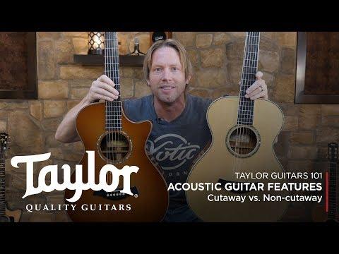 Acoustic Guitar Features | Cutaway vs. Non-cutaway Guitars