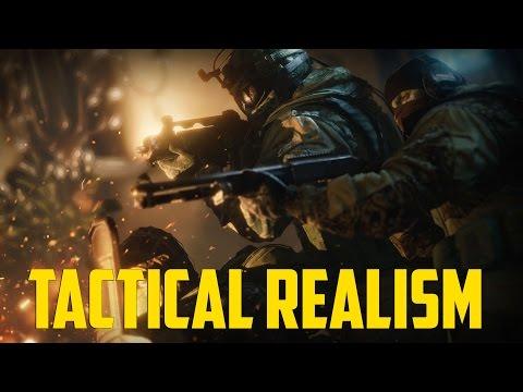 Rainbow Six Siege - Tactical Realism