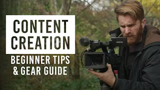 How to be a Content Creator 2020: Gear Guide & Beginner Tips