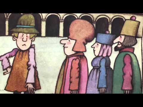 Strega Nona - Narrated by Taylor Jordan
