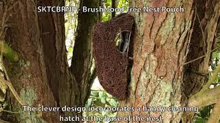 Wildlife World camouflage fuglehus i flet video