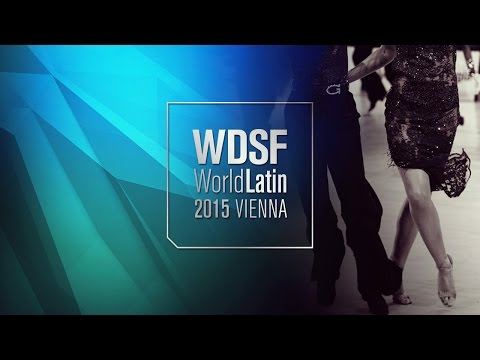 Borrelli - Green, GBR  | 2015 World Latin R1 S | DanceSport Total