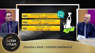 Altın Oran | Fransa Ligue 1 25. Hafta