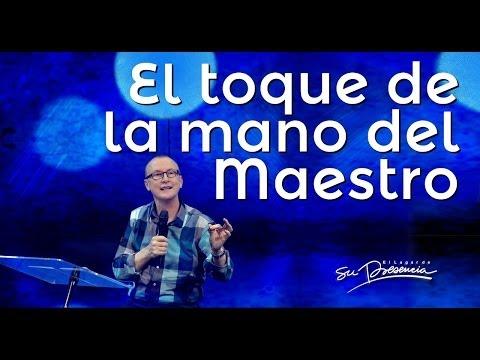 El toque de la mano del Maestro - Andrés Corson - 13 Octubre 2013