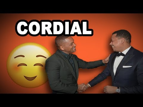 Learn English Words: CORDIAL - Meaning, Vocabulary with Pictures and Examples