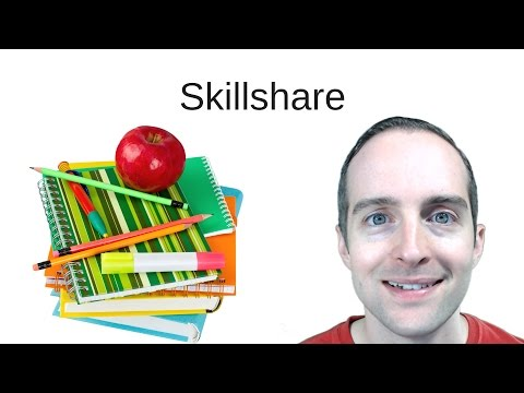 Why I Use Skillshare to Teach All My New Video Courses Online!