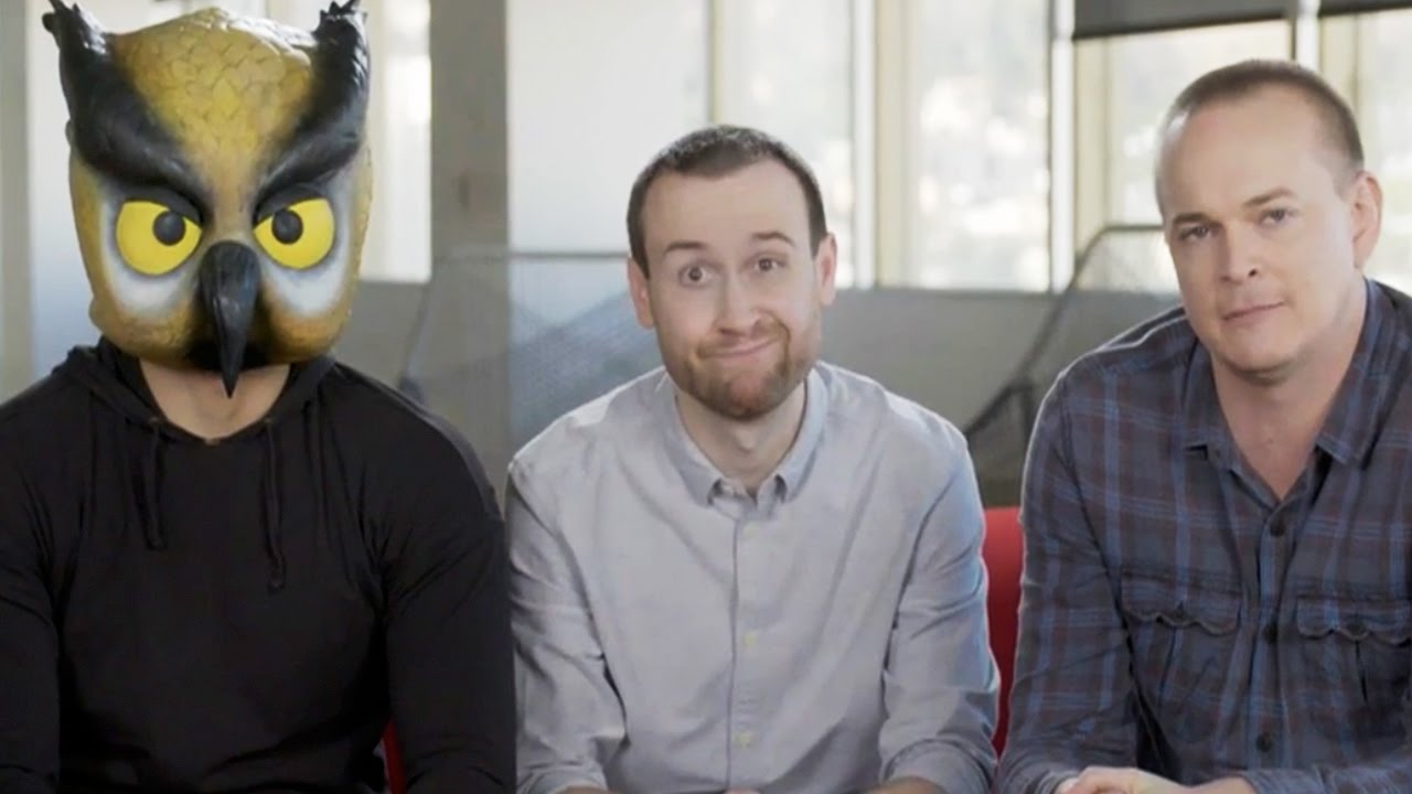 YouTube Red 'Paranormal Action Squad' With Vanoss, SeaNanners