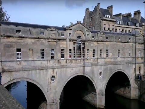Day Trip To Bath - 1 Minute Walks London