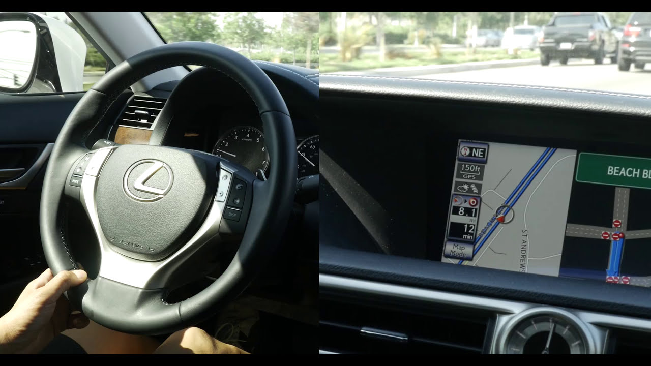 2013-2018 Lexus Gs 350 Dvd And Navigation In Motion (Demonstration)  Beat-Sonic Nds6223ep  Beat-Sonic 03:29 HD