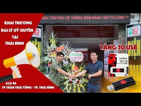 Địa Chỉ Bán Laptop Uy Tín Tại Thái Bình | Viettech88 : Đại Lý Alo 86
