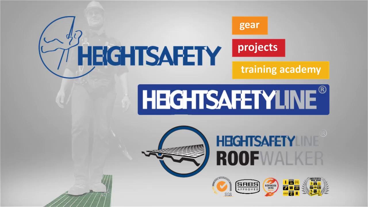 Heightsafetyline Roofwalker