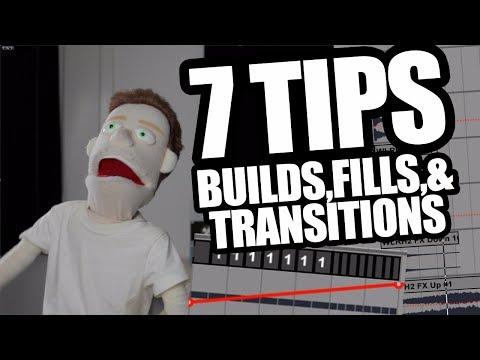 Ableton Tutorial: 7 Tips for Build-Ups, Fills, & Transitions