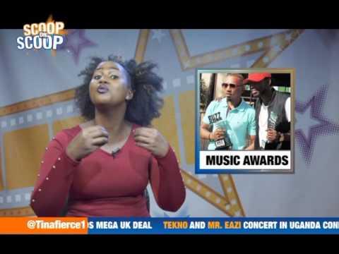 ScoopOnScoop: TUMA MUSIC AWARDS - All the Scoop!