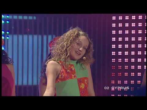 Junior Eurovision 2006: Luis Panagiotou & Christina Christofi - Agoria Koritsia (Cyprus)