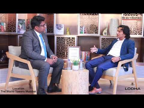 Divyank Turakhia in conversation with Anas Rahman Junaid, Hurun Report India.