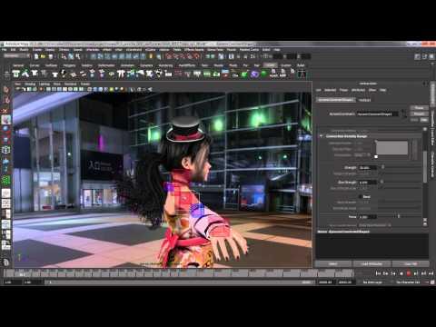 Autodesk Maya 2013: Dynamics