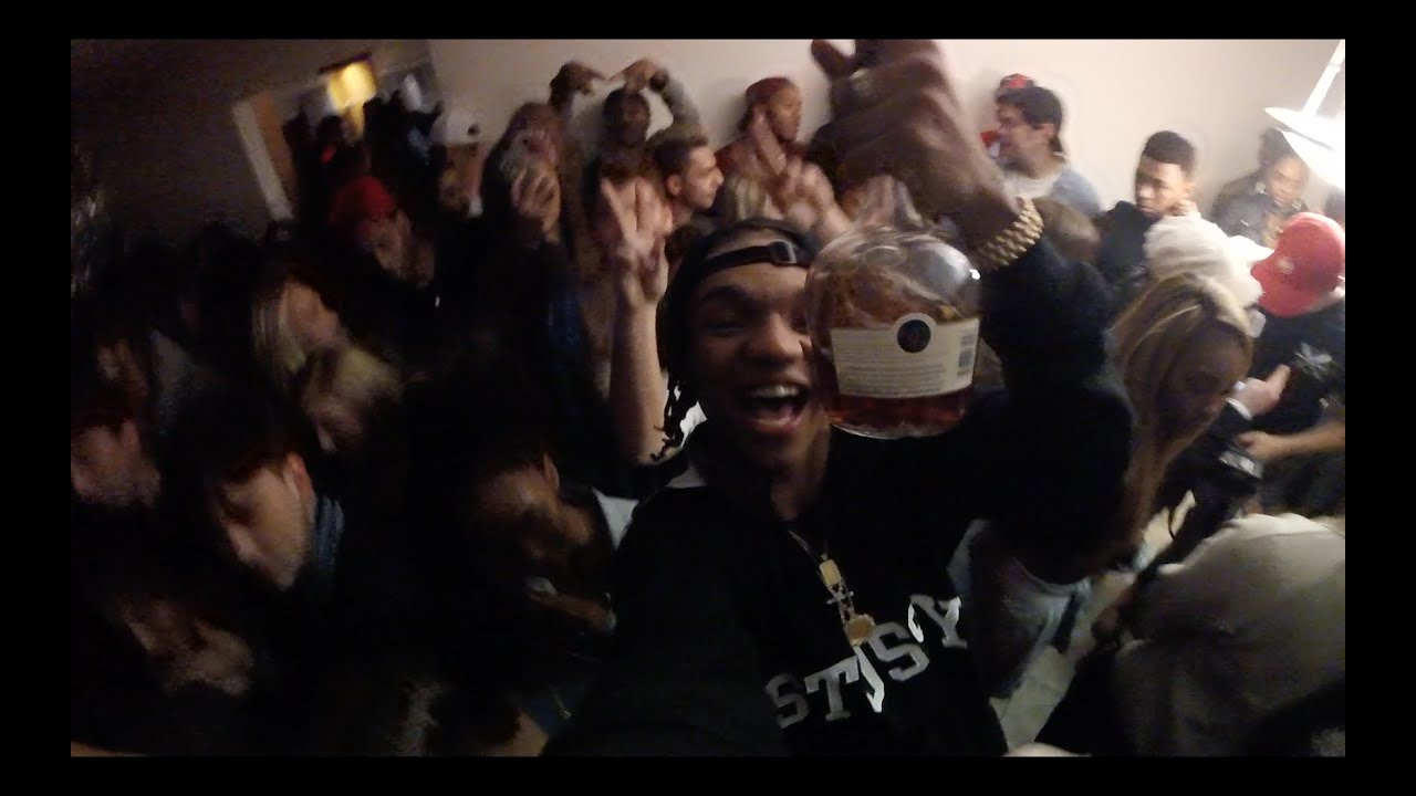Download PARTYING WITH RAE SREMMURD!!