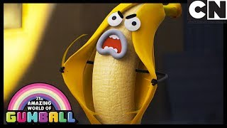 Gumball | The Mating Call Of The Banana | The Future | Cartoon Network