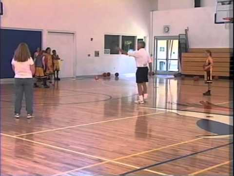 Effective Defensive Basketball Drill