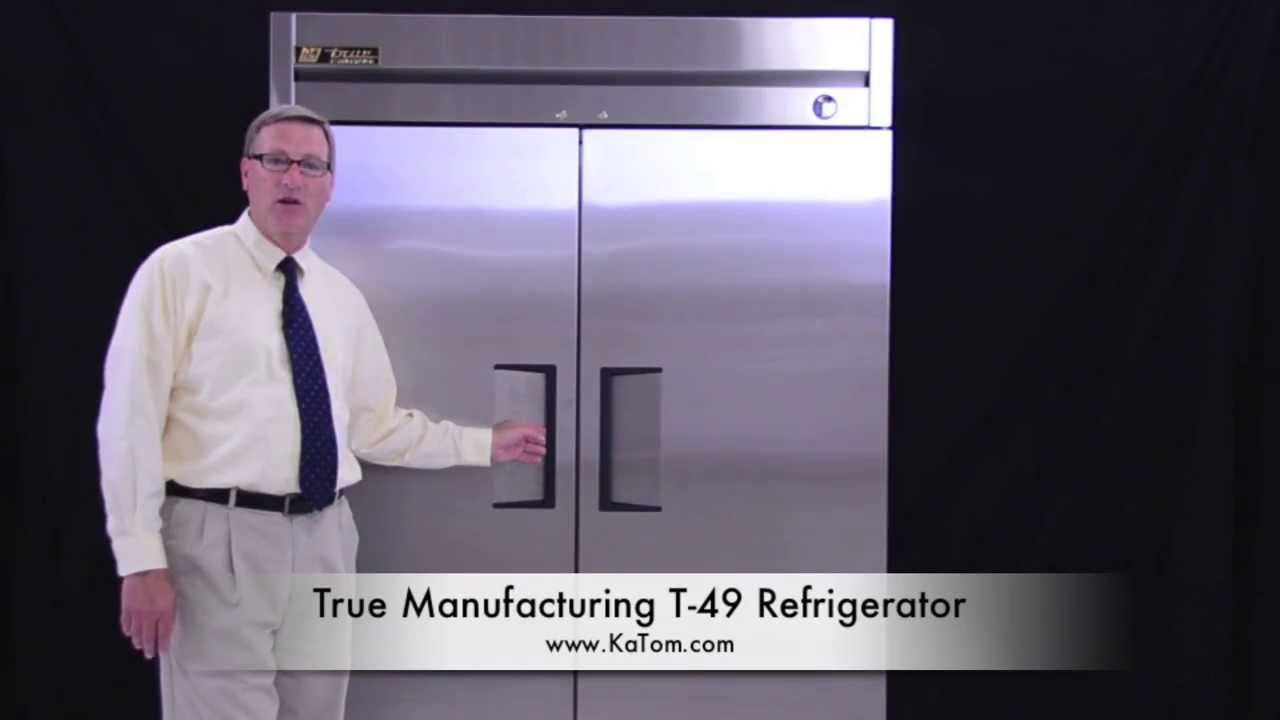 images of true commercial refrigerator t 49 [ 1280 x 720 Pixel ]