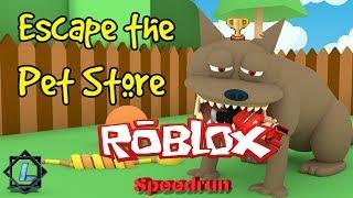 [ROBLOX|SPEEDRUN] ESCAPE THE PET STORE OBBY! | 2:47 min. » Ludaris