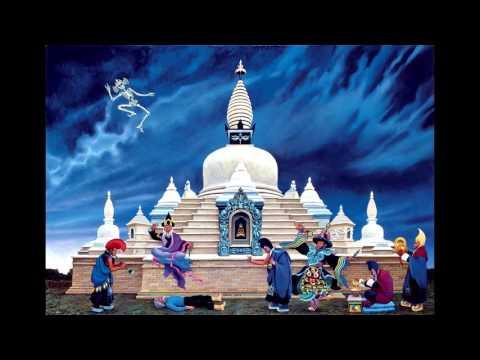Vittorio Sgarbi e la mostra sul Tibet di Lorenzo Alessandri