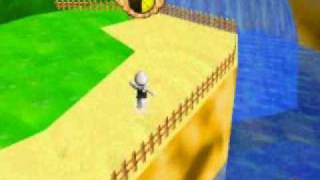 """SM64 Hack:: Super Mario 128- Mission 1: """"Welcome to the Castle"""""""