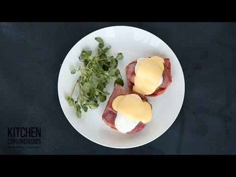 5-ingredient-hollandaise-sauce-recipe---kitchen-conundrums-with-thomas-joseph