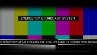 Modern Warfare 2 Cutscene - Emergency Broadcast System