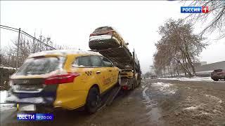 Кладбище Яндекс-такси - куда потом идут машины?